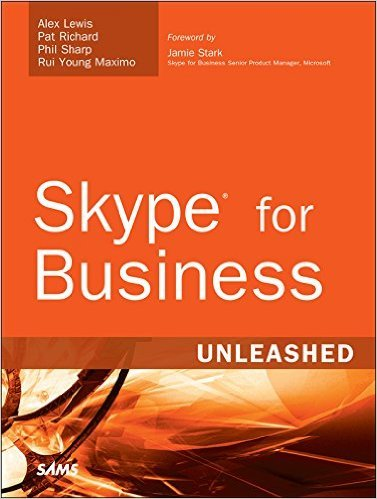 Ebook 978-0672338496 Skype for Business Unleashed