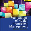 Ebook 978-0323378116 Foundations of Health Information Management