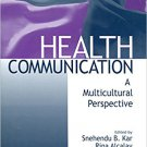 Ebook 978-0803973671 Health Communication: A Multicultural Perspective