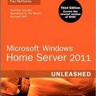 Ebook 978-0672335402 Microsoft Windows Home Server 2011 Unleashed