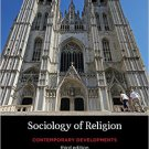 Ebook 978-1442216914 Sociology of Religion: Contemporary Developments