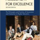 Ebook 978-1442213616 Assessment for Excellence: The Philosophy and Practice of Assessment and Eva