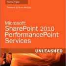 Ebook 978-0672330940 Microsoft SharePoint 2010 PerformancePoint Services Unleashed