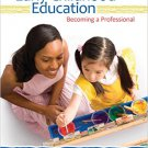 Ebook 978-1412973458 Early Childhood Education: Becoming a Professional