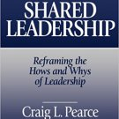 Ebook 978-0761926245 Shared Leadership: Reframing the Hows and Whys of Leadership