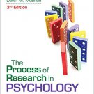 Ebook 978-1483347608 The Process of Research in Psychology