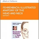 Ebook 978-0323396349 Illustrated Anatomy of the Head and Neck (.NET Developers Series)