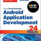 Ebook 978-0672337390 Android Application Development in 24 Hours, Sams Teach Yourself