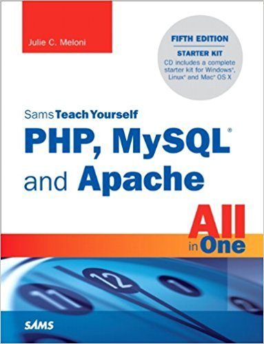 Ebook 978-0672335433 Sams Teach Yourself PHP, MySQL and Apache All in One