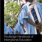 Ebook 978-0415747547 Routledge Handbook of International Education and Development (Routledge Int