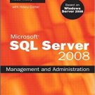 Ebook 978-0672330445 Microsoft SQL Server 2008 Management and Administration