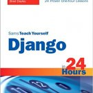 Ebook 978-0672329593 Sams Teach Yourself Django in 24 Hours