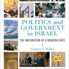 Ebook 978-1442265363 Politics and Government in Israel: The Maturation of a Modern State: Volume