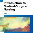 Ebook 978-1455776412 Introduction to Medical-Surgical Nursing