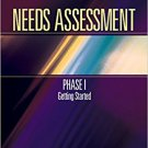 Ebook 978-1412978729 Needs Assessment Phase I: Getting Started   (Book 2) (Needs Assessment Kit)