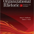 Ebook 978-1412956697 Organizational Rhetoric: Situations and Strategies