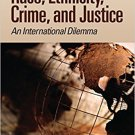 Ebook 978-1412949880 Race, Ethnicity, Crime, and Justice: An International Dilemma
