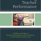 Ebook 978-1475817881 Enhancing Teacher Performance: A Toolbox of Strategies to Facilitate Moving