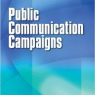 Ebook 978-1412987707 Public Communication Campaigns