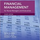 Ebook 978-1455700882 Financial Management for Nurse Managers and Executives (Finkler, Financial M