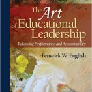 Ebook 978-1412957410 The Art of Educational Leadership: Balancing Performance and Accountability