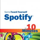 Ebook 978-0672335990 Sams Teach Yourself Spotify in 10 Minutes (Sams Teach Yourself -- Minutes)