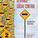 Ebook 978-1506327914 Deviance and Social Control: A Sociological Perspective