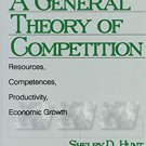 Ebook 978-0761917298 A General Theory of Competition: Resources, Competences, Productivity, Econo