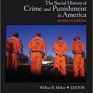Ebook 978-1412988766 The Social History of Crime and Punishment in America: An Encyclopedia