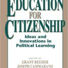 Ebook 978-0847683659 Education for Citizenship: Ideas and Innovations in Political Learning