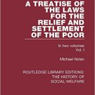 Ebook 978-1138207592 A Treatise of the Laws for the Relief and Settlement of the Poor: Volume I: