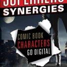 Ebook 978-1442232112 Superhero Synergies: Comic Book Characters Go Digital
