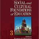 Ebook 978-1412906784 Encyclopedia of the Social and Cultural Foundations of Education
