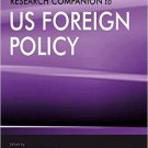 Ebook 978-0754648628 The Ashgate Research Companion to US Foreign Policy