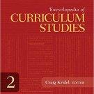 Ebook 978-1412958837 Encyclopedia of Curriculum Studies