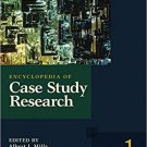 Ebook 978-1412956703 Encyclopedia of Case Study Research