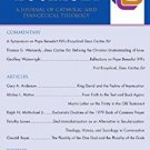 Ebook Pro Ecclesia Vol 15-N3: A Journal of Catholic and Evangelical Theology