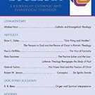 Ebook Pro Ecclesia Vol 15-N1: A Journal of Catholic and Evangelical Theology