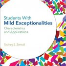 Ebook 978-1412974707 Students With Mild Exceptionalities: Characteristics and Applications