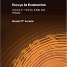 Ebook 978-0873320924 Essays in Economics: v. 2: Theories, Facts and Policies: 002