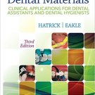Ebook 978-1455773855 Dental Materials: Clinical Applications for Dental Assistants and Dental Hyg
