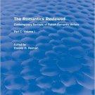Ebook 978-1138688315 The Romantics Reviewed: Contemporary Reviews of British Romantic Writers. Pa