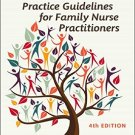 Ebook 978-0323290807 Practice Guidelines for Family Nurse Practitioners