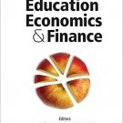 Ebook 978-1452281858 Encyclopedia of Education Economics and Finance