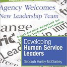 Ebook 978-1483393100 Developing Human Service Leaders