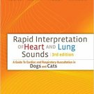 Ebook 978-0323327077 Rapid Interpretation of Heart and Lung Sounds: A Guide to Cardiac and Respir