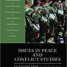Ebook 978-1412992916 Issues in Peace and Conflict Studies: Selections From CQ Researcher