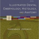 Ebook 978-1455776856 Illustrated Dental Embryology, Histology, and Anatomy