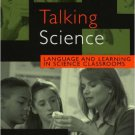 Ebook 978-0742537064 Talking Science: Language and Learning in Science Classrooms (Reverberations