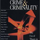 Ebook 978-0761986386 Of Crime and Criminality: The Use of Theory in Everyday Life